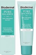 Biodermal Nachtcreme Pure Balance Skin Refining 50ml