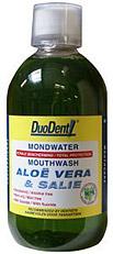 Duodent Mondwater Aloe Vera 680 500ml