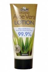 Aloe Pura Organic Aloe Vera Lotion 200ml